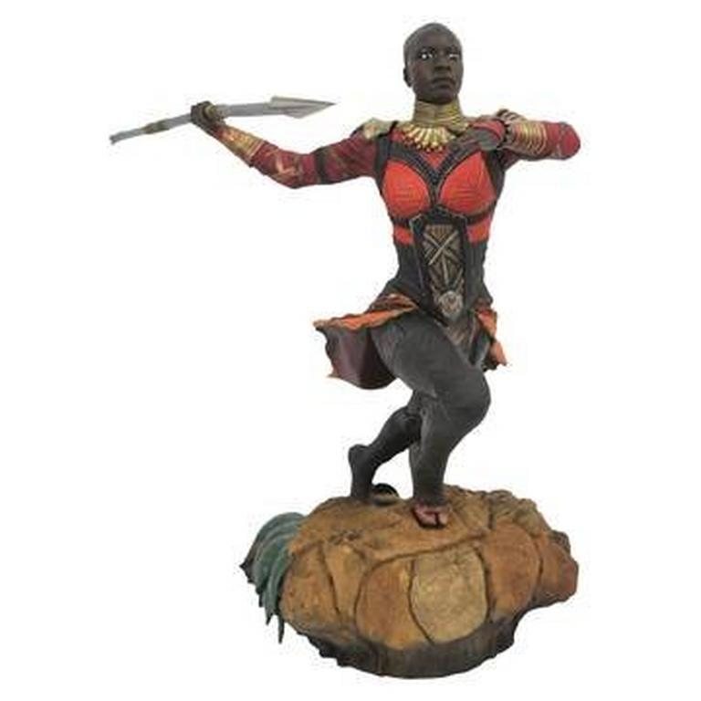Marvel Gallery Black Panther Movie Okoye Figure