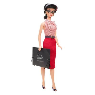 Barbie Busy Gal Fashion Designer Doll