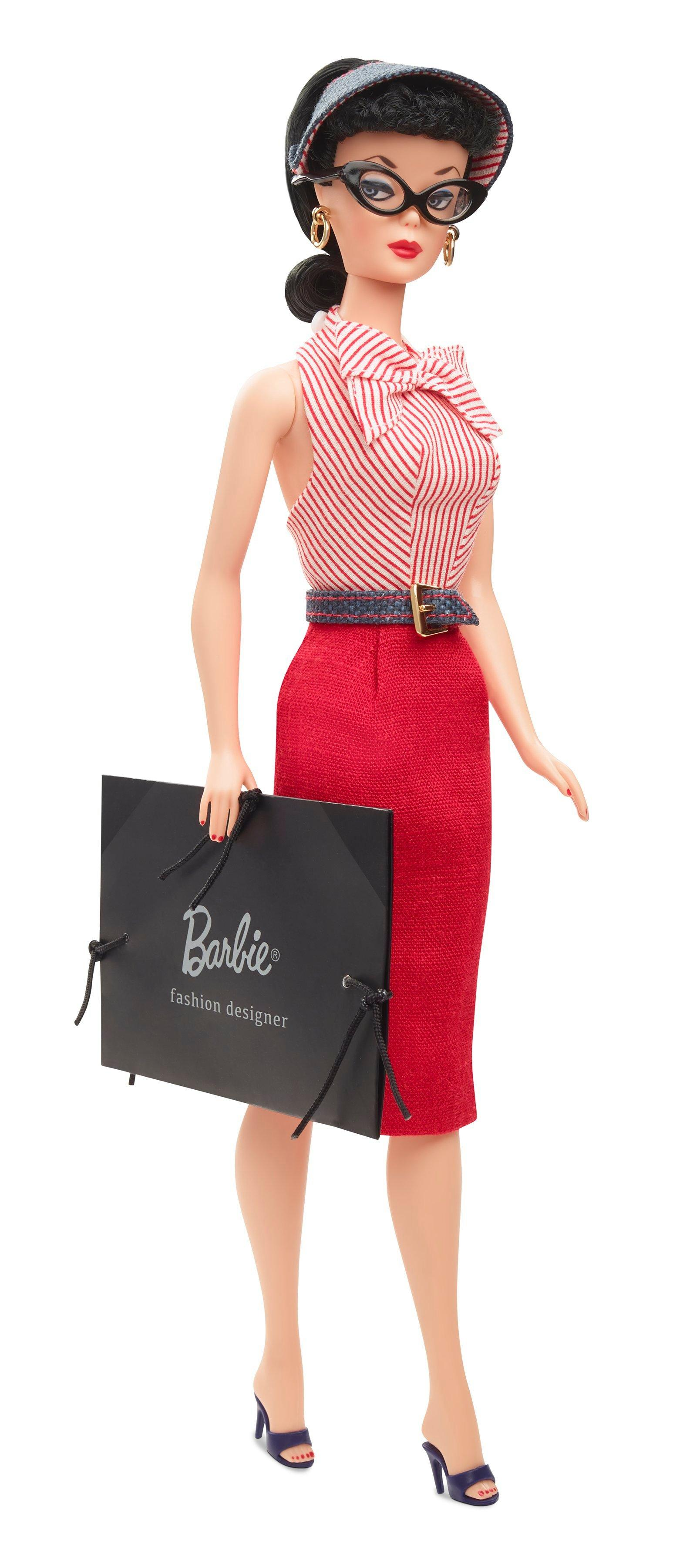 Busy Gal Fashion Designer Barbie Doll Gamestop