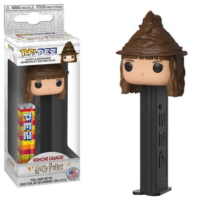 POP! PEZ: Harry Potter Hermione Sorting Hat