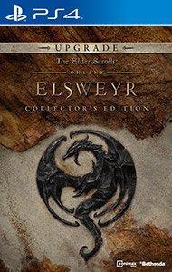 The Elder Scrolls Online: Elsweyr Collector's Edition Upgrade   PlayStation  4   GameStop