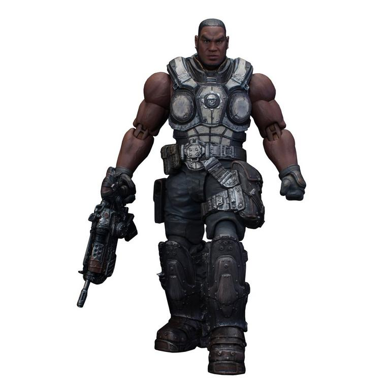 Gears of War Augustus Cole Action Figure