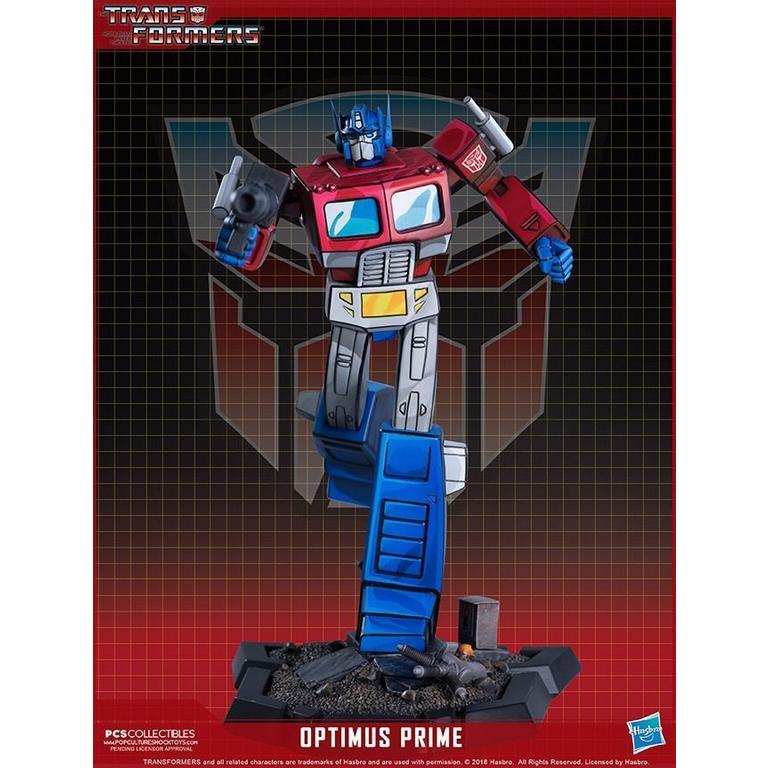Transformers Optimus Prime Classic Series Statue