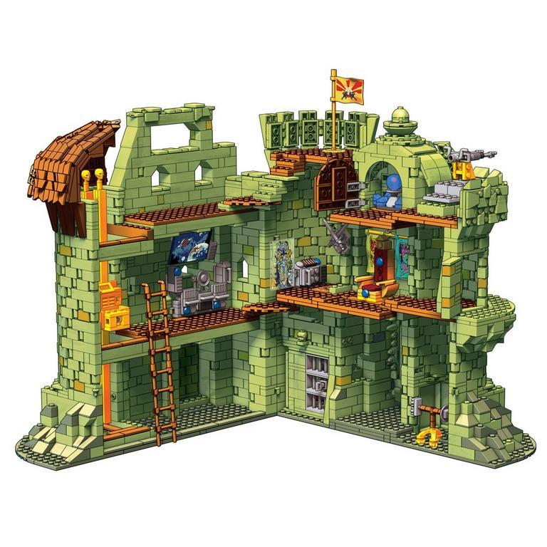 Masters of the Universe Castle Grayskull Mega Construx