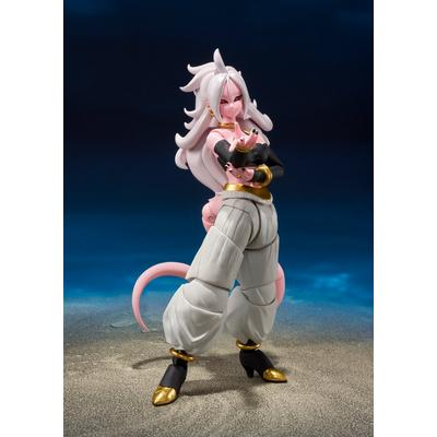 Dragon Ball FighterZ Android 21 Bandai S.H. Figuarts Figure