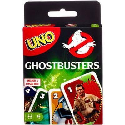 UNO Ghostbusters 35th Anniversary Card Game