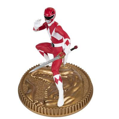 Mighty Morphin Power Rangers Red Ranger Statue