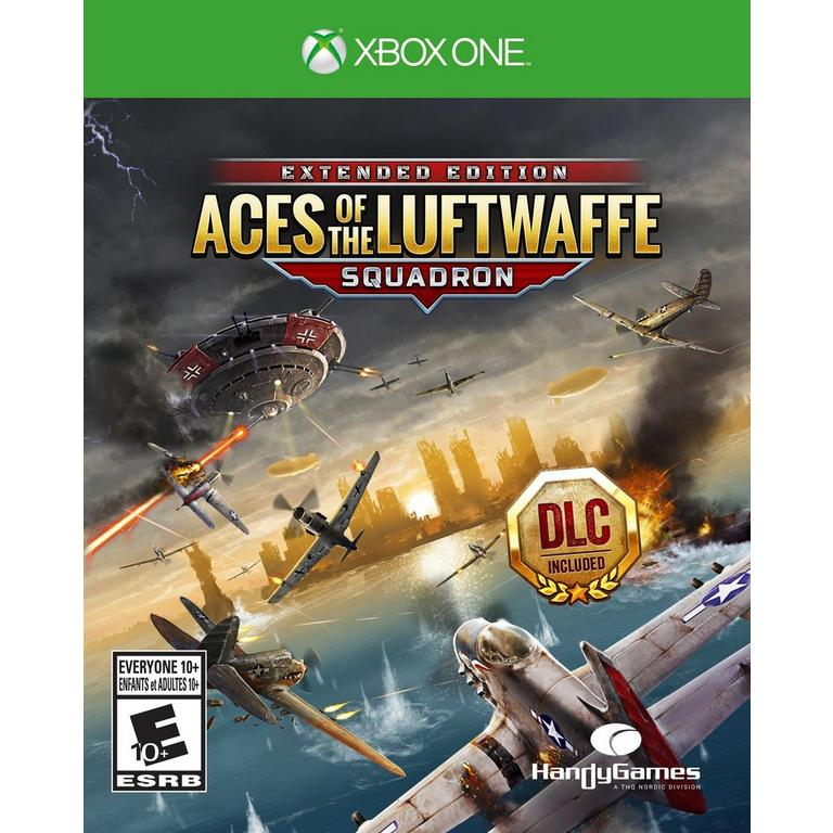 Aces of The Luftwaffe: Squadron