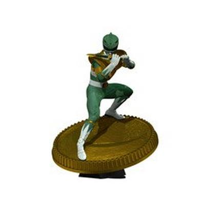 Mighty Morphin Power Rangers Green Ranger Statue Only at GameStop