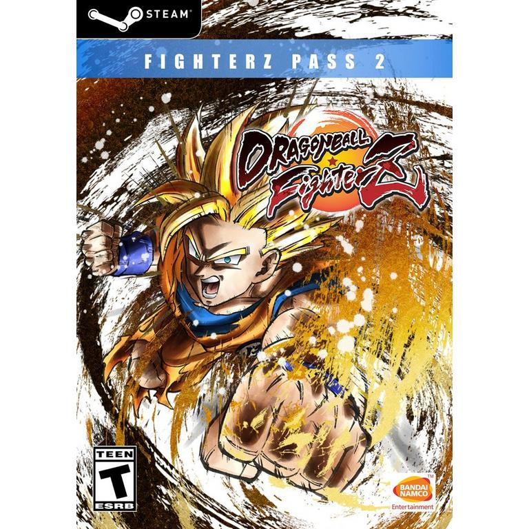 Dragon Ball FighterZ Pass 2
