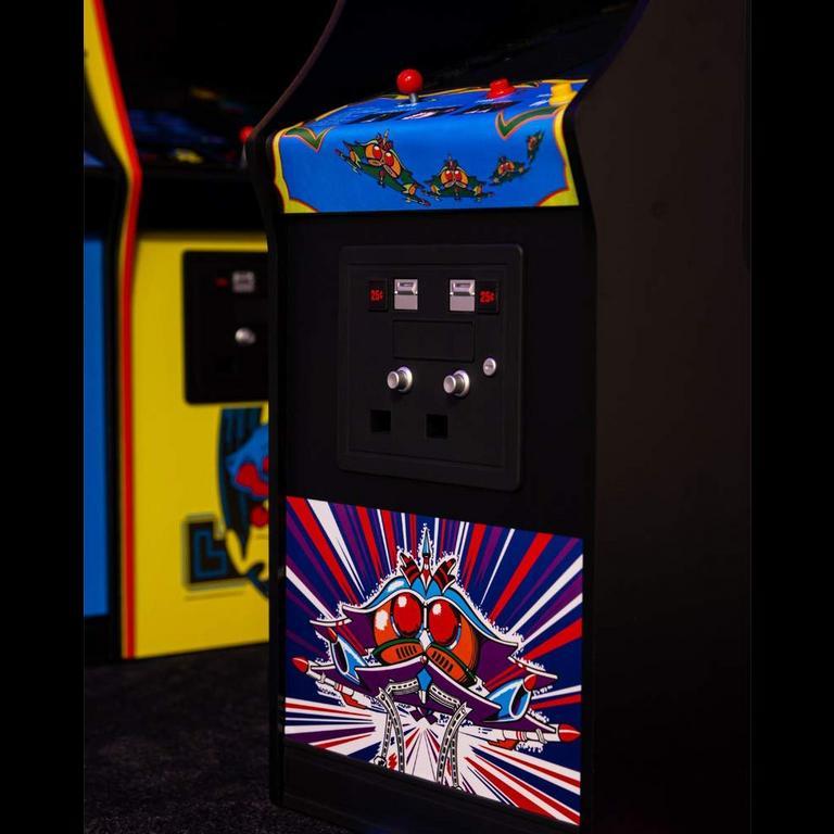 Galaga Quarter Arcade Mini Cabinet