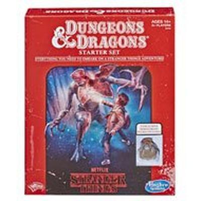 Stranger Things Dungeons and Dragons Roleplaying Game Starter Set