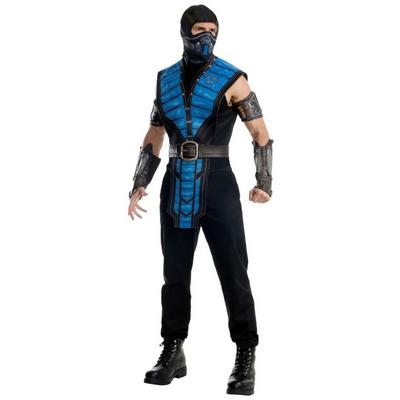 Mortal Kombat Sub-Zero Costume - Medium