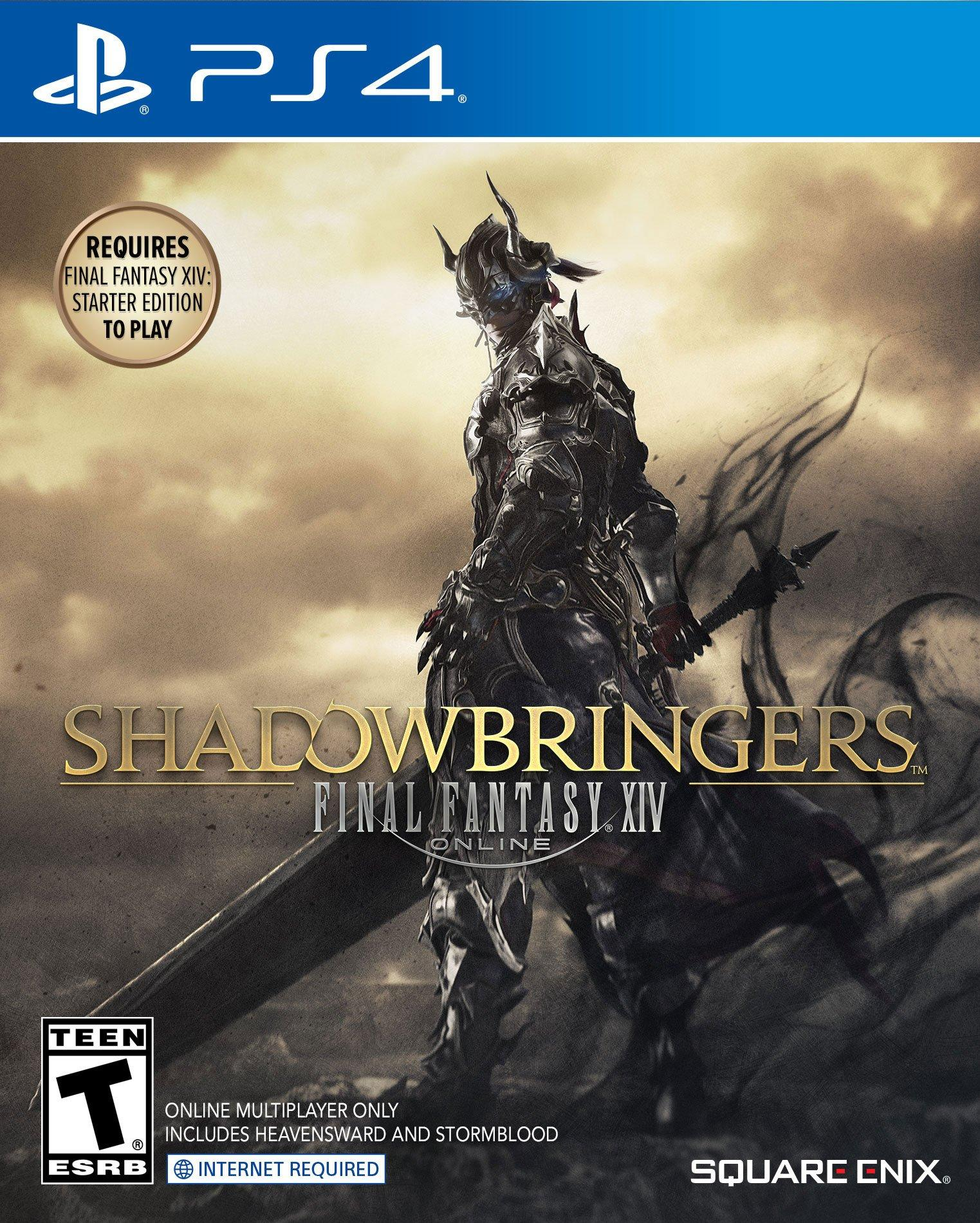 FINAL FANTASY XIV: Shadowbringers | PlayStation 4