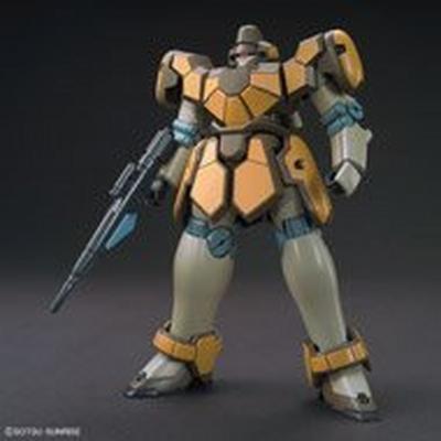 Gundam Wing Maganac High Grade After Colony Model Kit