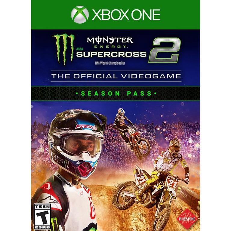 Monster Energy Supercross - The Official Videogame 2 Season Pass