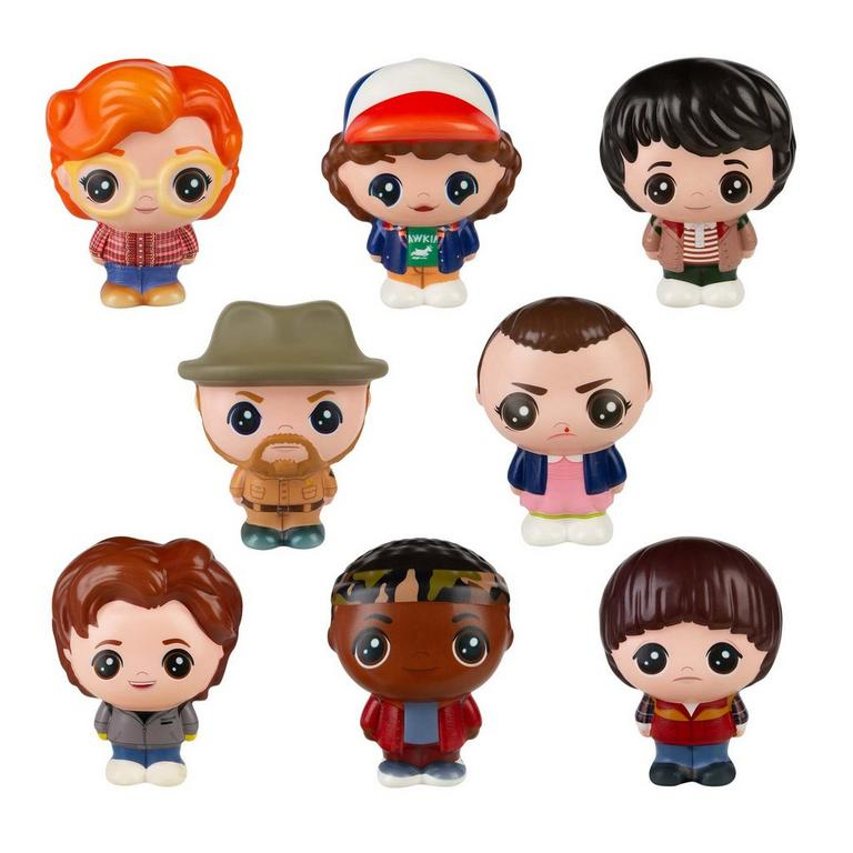 Stranger Things Soft'n Slo Squishies (Assortment)