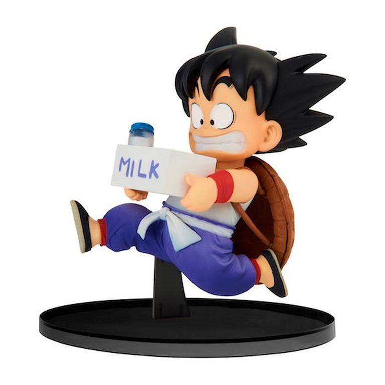 Dragon Ball Z Young Son Goku World Figure Colosseum 2 Volume 7 Statue