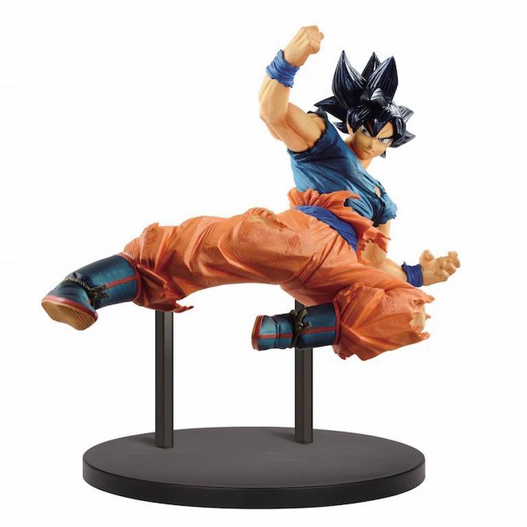 Vol 8 Super Saiyan Son Goku Figure Banpresto Dragon Ball Z FES!!