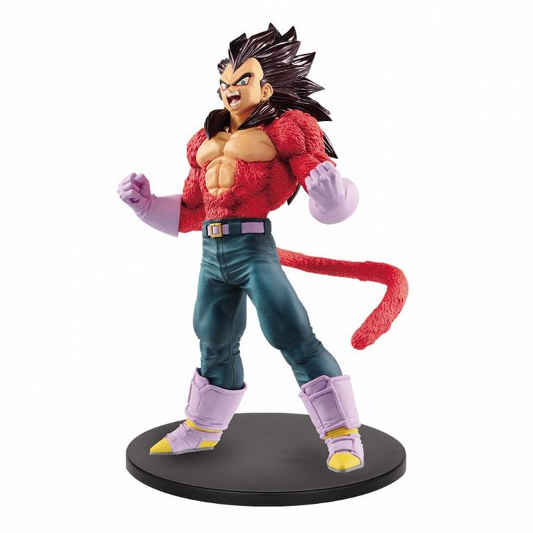 Dragon Ball GT Super Saiyan 4 Vegeta Blood of Saiyans Volume 4 Statue