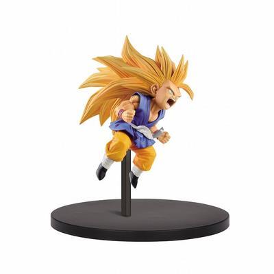 Dragon Ball GT Super Saiyan 3 Son Goku Fes!! Series Volume 10 Statue
