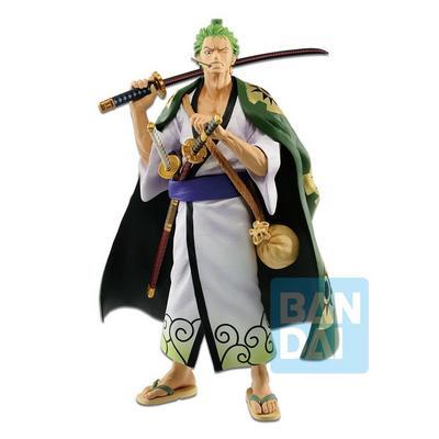One Piece Roronoa Zoro Japanese Style Statue