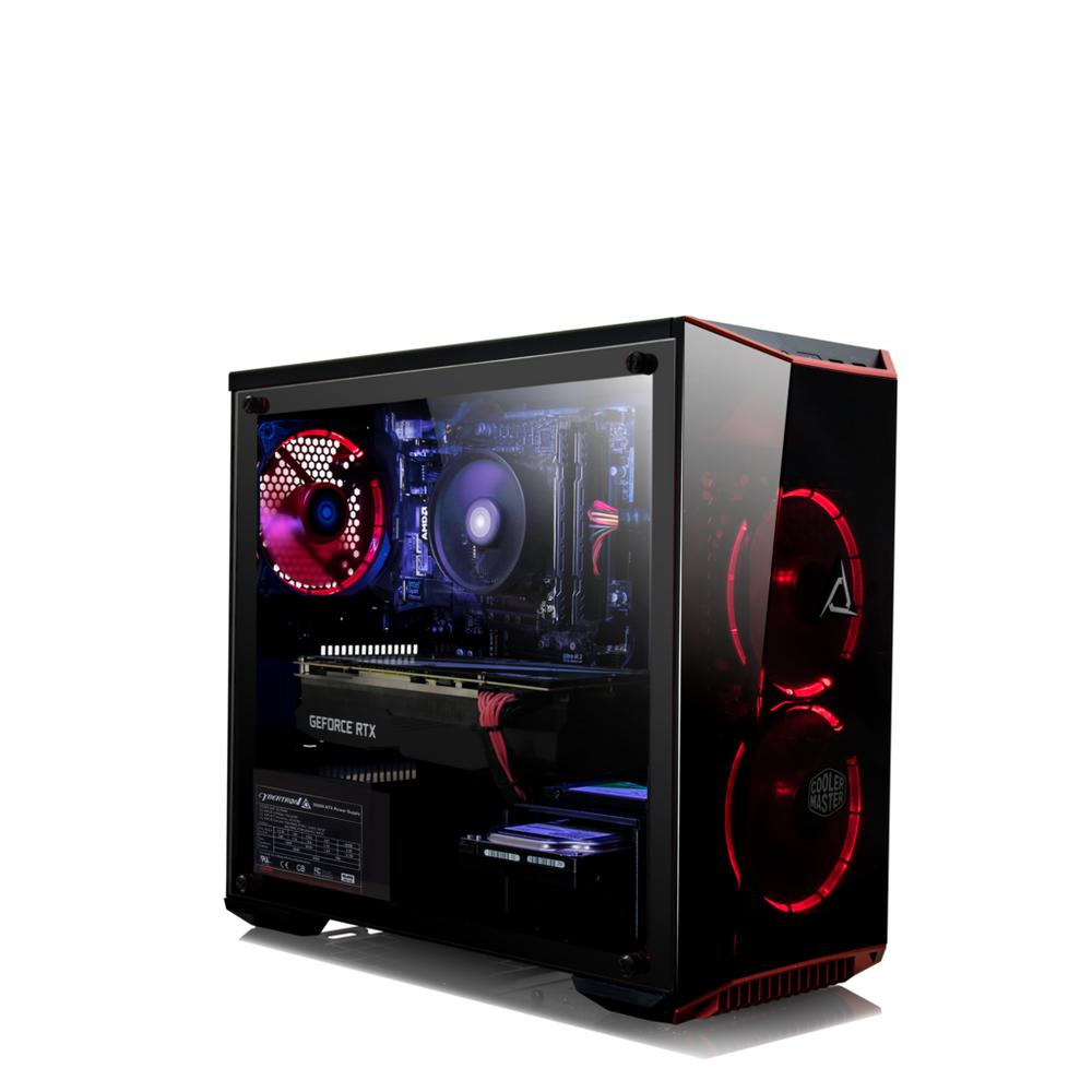 CLX SET RYM9100M AMD Ryzen 5 PC | <%Console%>