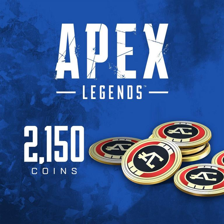 Apex Legends 2,150 Coins
