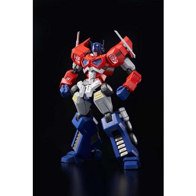 Transformers Optimus Prime Attack Mode Flame Toys Furai Model Kit
