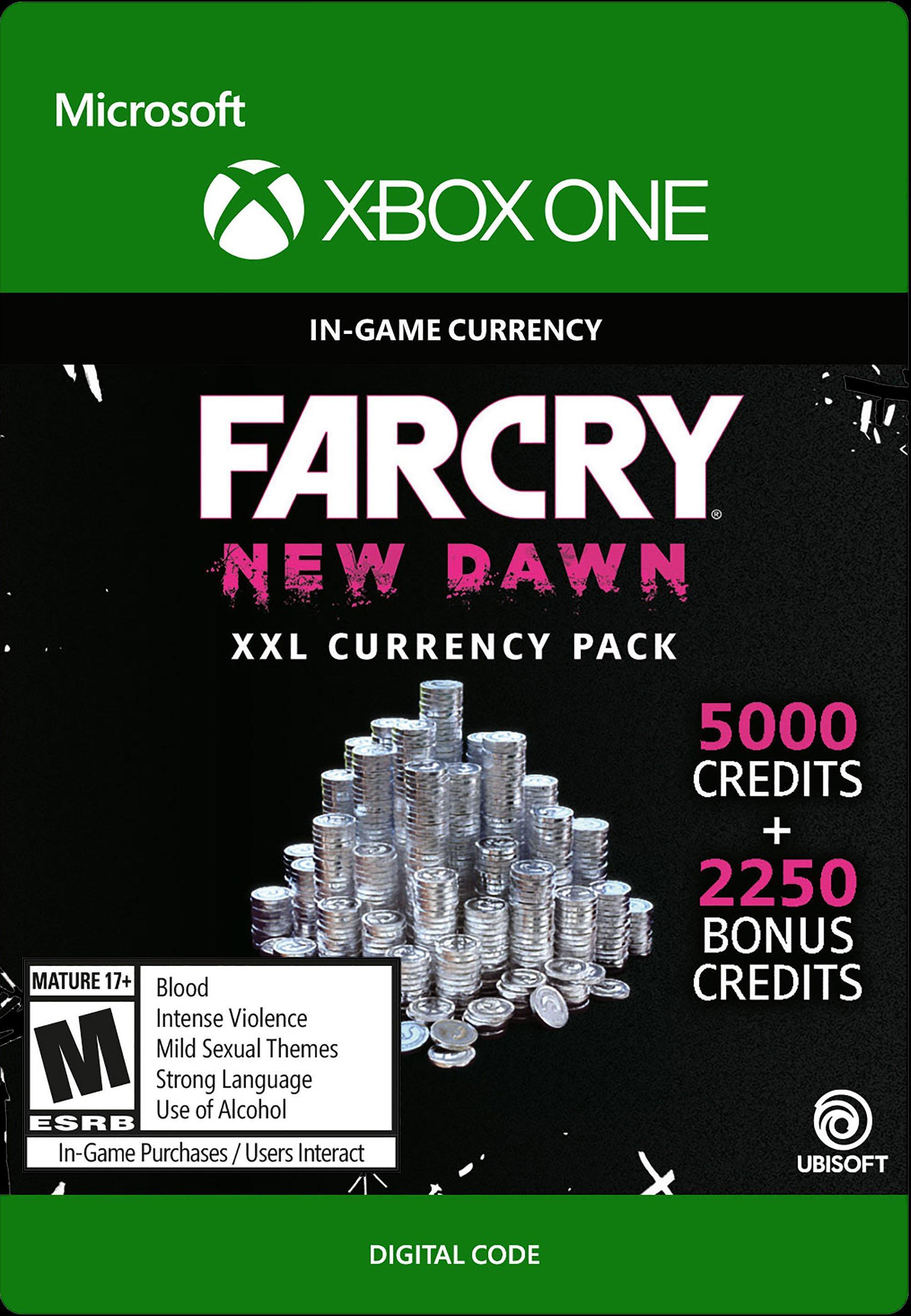 Far Cry New Dawn Xxl Currency Pack Xbox One Gamestop