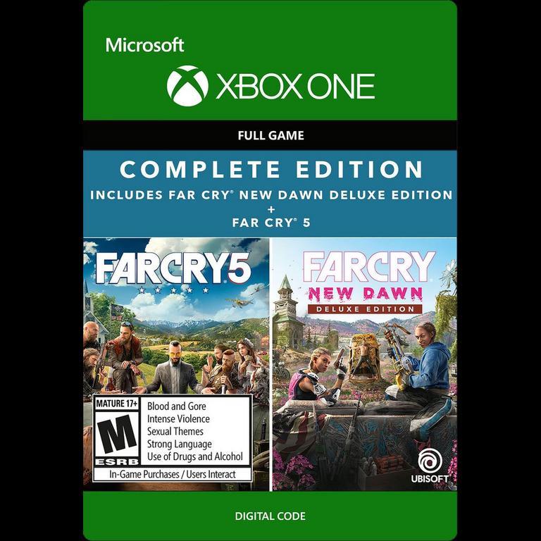 Far Cry New Dawn Complete Edition Xbox One Gamestop