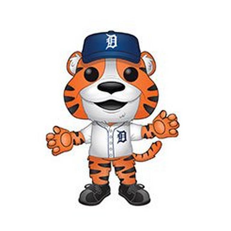 POP! MLB: Detroit Tigers Paws
