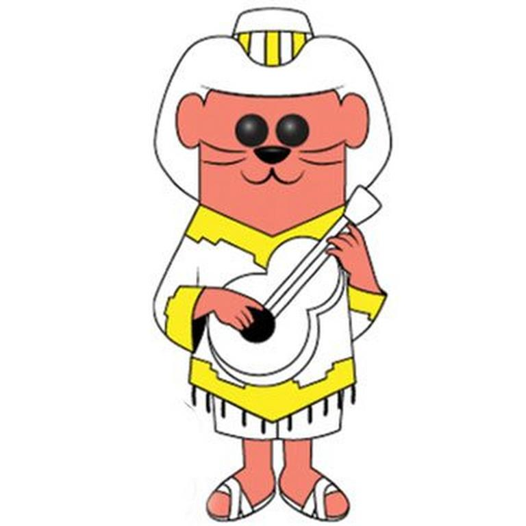 POP! Ad Icons: Otter Pops Poncho Punch