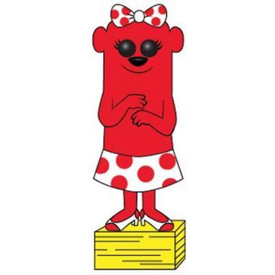 POP!: Otter Pops - Strawberry Short Kook