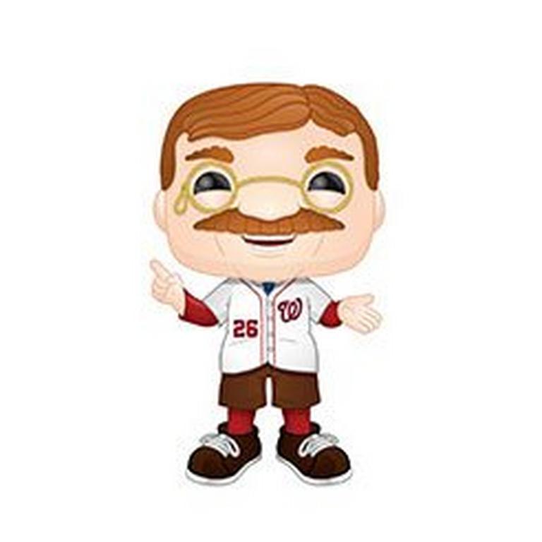 POP! MLB: Teddy Roosevelt (DC)