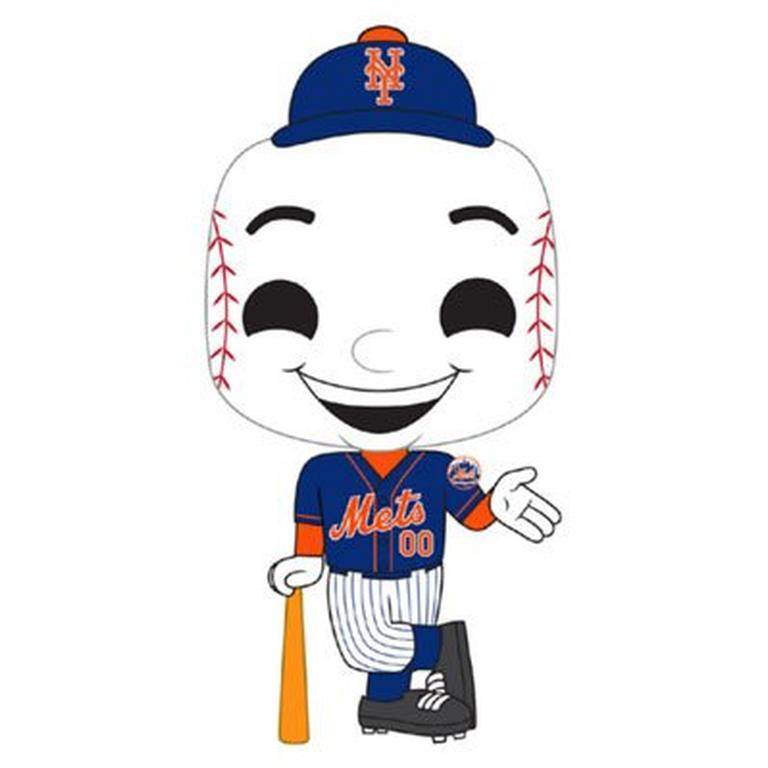 POP! MLB: New York Mets Mr. Met