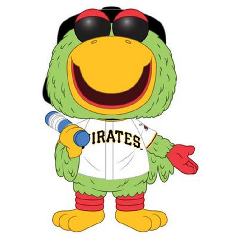 POP! MLB: Pirate Parrot (Pittsburgh)