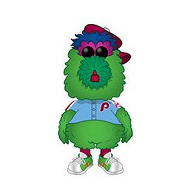 POP! MLB: Philadelphia Phillies Phillie Phanatic