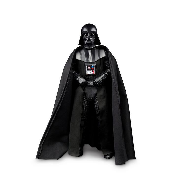Star Wars Darth Vader The Black Series Hyper Real Action Figure