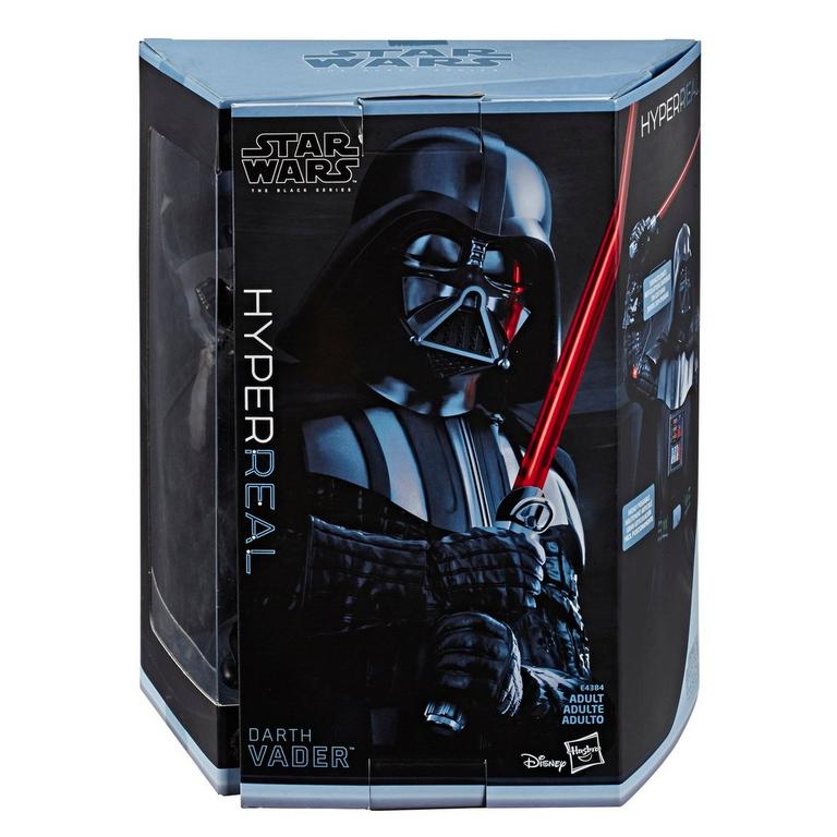 Star Wars Darth Vader The Black Series Hyper Real Figure