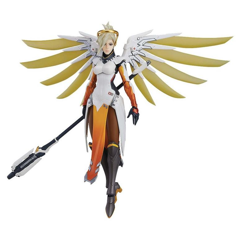 Overwatch Figma Mercy Action Figure