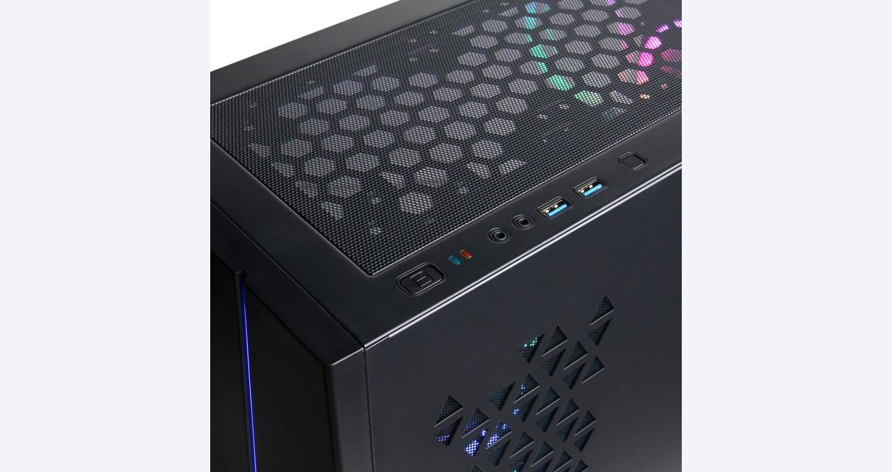 CYBERPOWERPC Gamer Xtreme GXi11280CPG with Intel i5-9600K 3.7GHz Gaming Computer