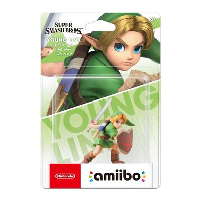 Super Smash Bros. Young Link amiibo Figure
