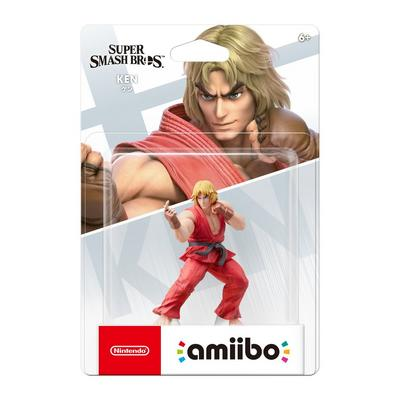 Super Smash Bros. Ken amiibo