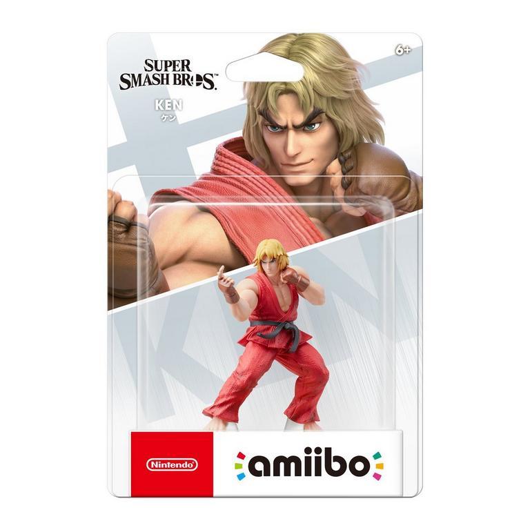 Super Smash Bros. Ken amiibo