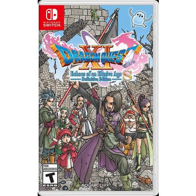 Dragon Quest XI S: Echoes of Elusive Definitive Edition