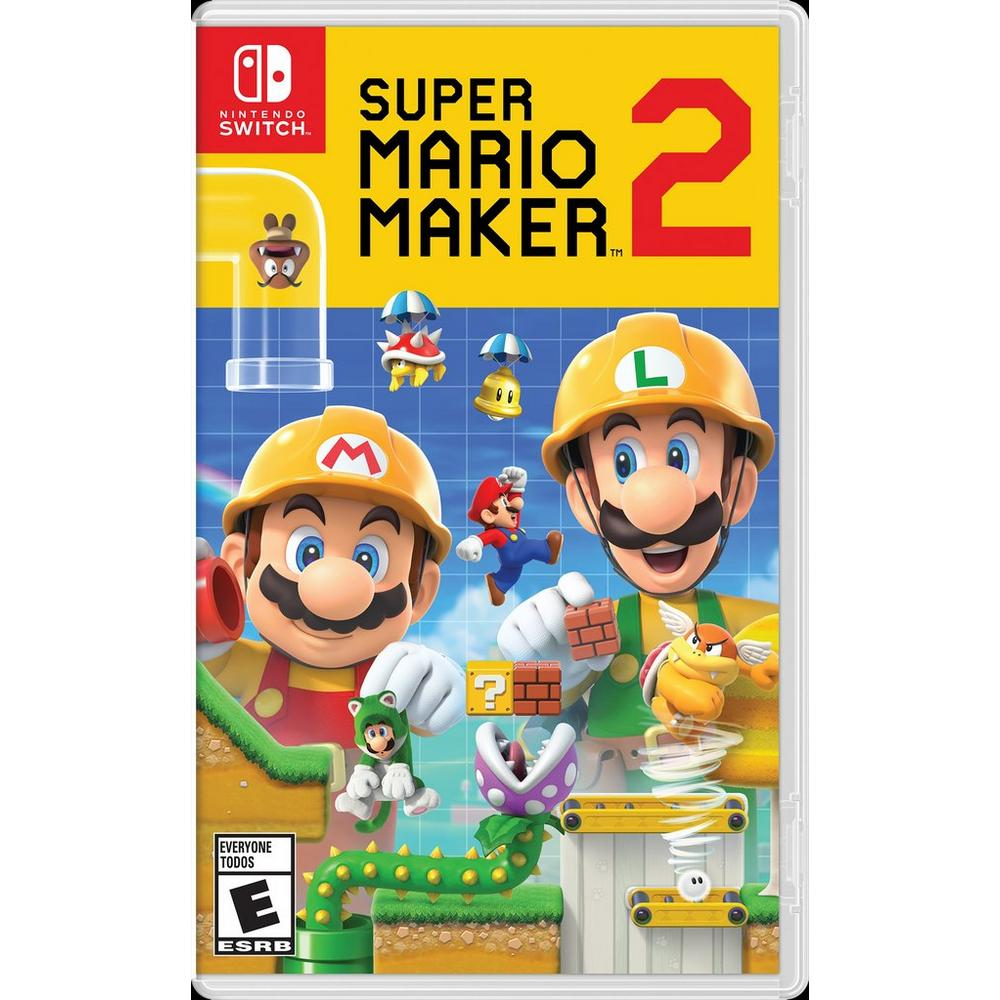 Super Mario Maker 2 | <%Console%> | GameStop