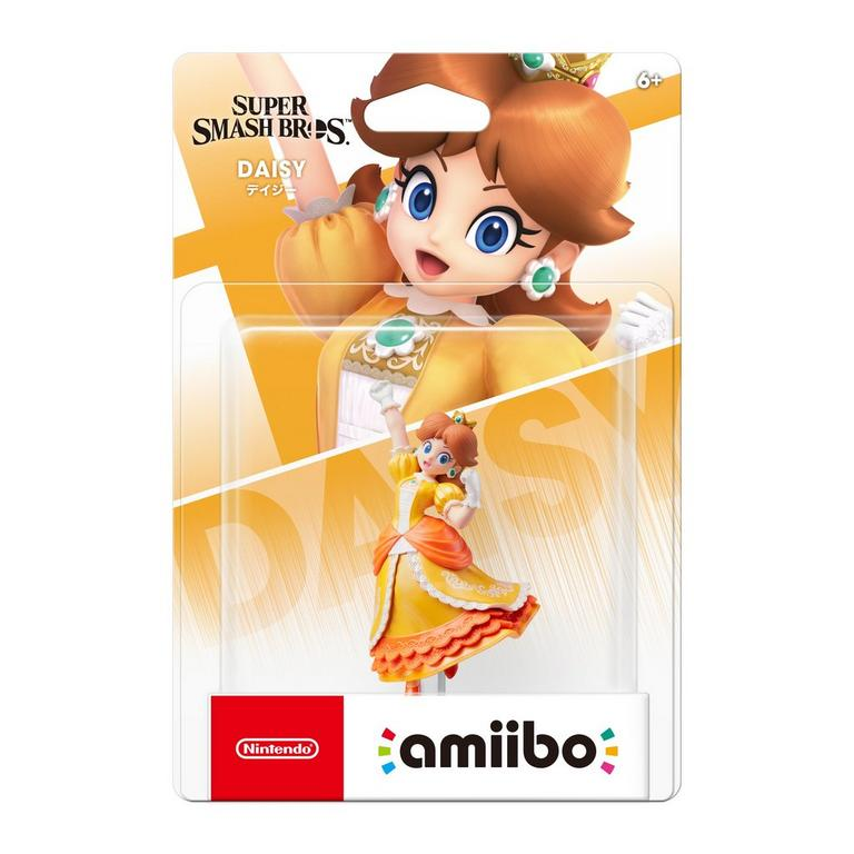 Super Smash Bros. Daisy amiibo Figure