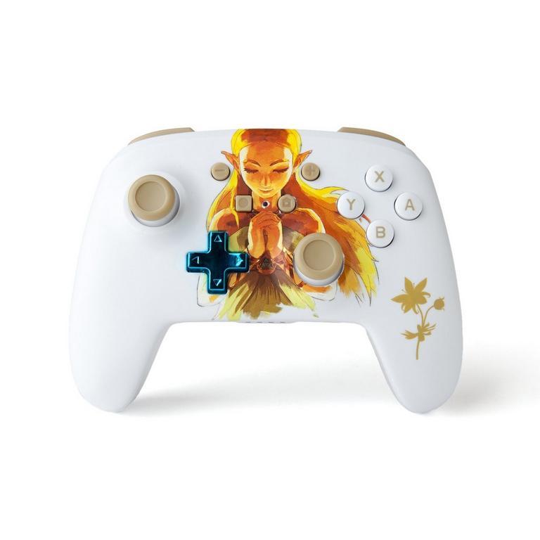 Nintendo Switch Princess Zelda Enhanced Wireless Controller