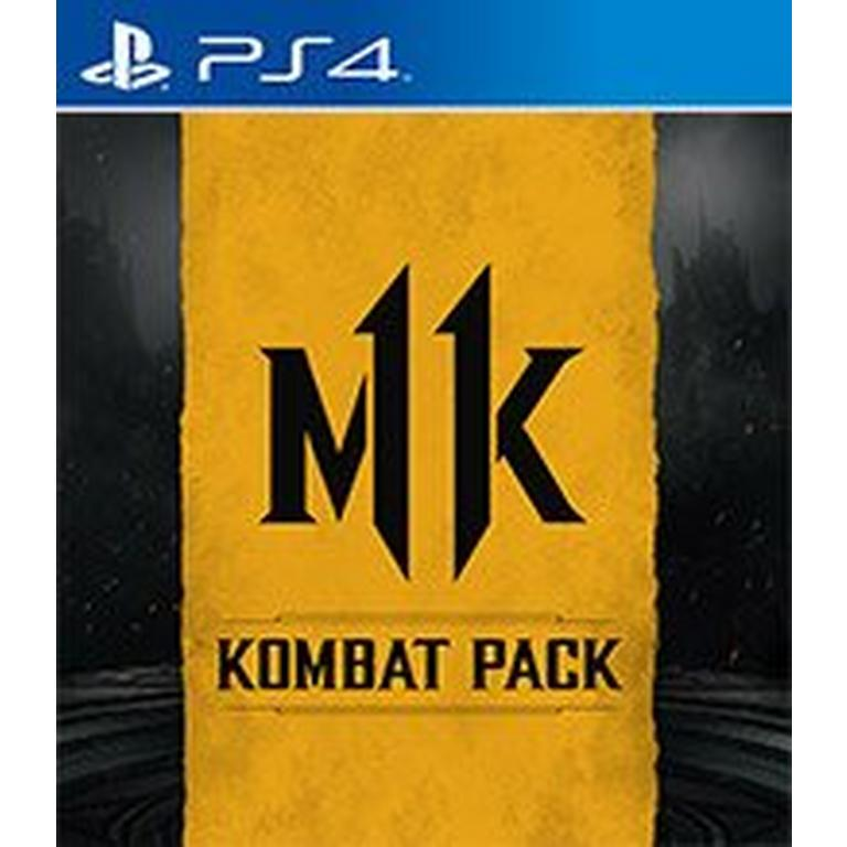 Mortal Kombat 11 Kombat Pack | PlayStation 4 | GameStop